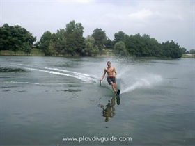 Wakeboarding ? the latest passion of extreme sports fans in and around Plovdiv