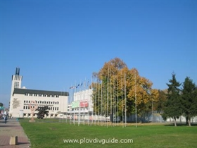 The schedule of the International Technical Fair - Plovdiv, Sept.26th - Oct.1st, 2005
