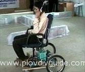 Schenkung fьr die Union der Behinderten Menschen