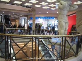 The  Excelsior Shopping Center opened in Plovdiv