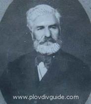 Dr. Stojan Tschomakov (1819 - 1893)