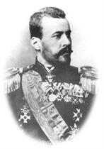 Der erste BG General, General Major Sava Mutkurov am heutigen Tag 1852 geboren