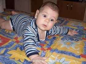 The  ?Fastest Baby Crawling? contest