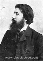 Michail Gerdshikov am heutigen Tag in Plovdiv geboren