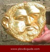 Wertvolle Goldfunde aus Plovdiv zum ersten Mal über Grenze