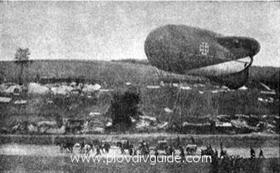 100 Jahre bulgarische Luftfahrt