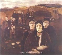 All Souls' Day (Goliama Zadoushnitsa) before MESNI ZAGOVEZNI (Meat Fasting Day)