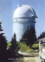 It is the 25th anniversary of the opening of the national astronomic observatory in Rozhen