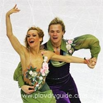 BG ice dancers at the top in Calgary