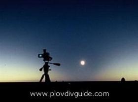 Partielle Sonnenfinsternis am 29. März