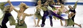 Albena Denkova and Maxim Staviski – world champions in Calgary Figure Skating Championship!!!