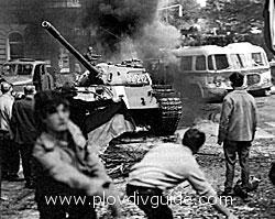 Anniversary of the end of the Warsaw Pact