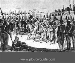 Am 12. April 1877 erklärte Russland der Türkei den Krieg