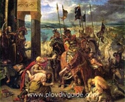 April 12th, 1204 - the fall of Constantinople