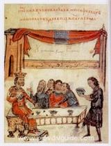 1193 Jahre seit dem Tod des großen Khans Krum