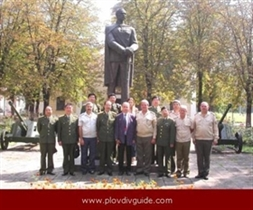 "14. April – Offizieller Feiertag der Militärakademie ""G.S.Rakovski"""
