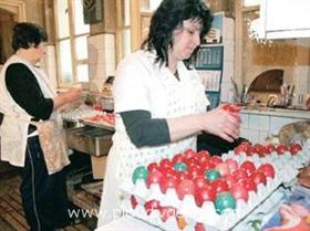Easter in Bachkovo monastery
