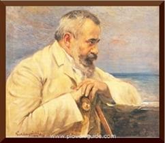 141 Jahre seit der Geburt des bulgarischen Dichters Pentscho Slavejkov