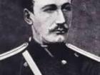капитан Александър Бураго (по-късно полковник) (ок. 1853-1883).