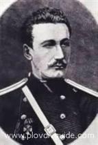 Kapitдn Alexander Bourago ( spдter Oberst ) (etwa 1853-1883)