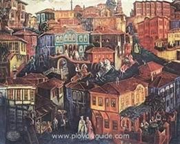 103 Jahre seit der Geburt des Malers Zanko Lavrenov