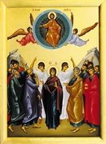 SPASSOVDEN oder Christi Himmelsfahrt (40 Tage nach Ostern)