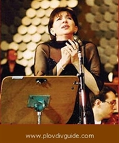 Wiener Staatsoper Diva Gast in Plovdiv