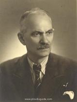 Bozhidar Zdravkov (30.01.1884 - 25.09.1959)