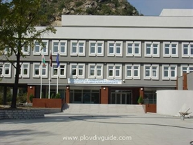 Plovdiv Faculty of Dentistry - in a new building