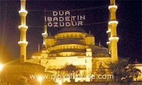Ramazan Bayram (October 23 – 25) started for the Muslims