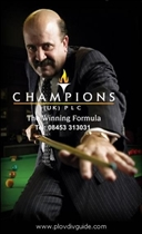 British snooker star loves Bulgarian property