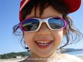 Lasst uns der  dreijährigen Darina  ihr Lächeln zurückbringen