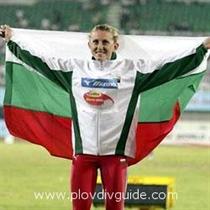 Tesdshan Naimova – Sportler Nr.1 von Plovdiv für 2006