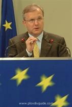 Olli Rehn - Bulgaria's Success is Worth Celebrating