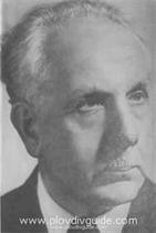 Stoyan Zagorchinov (1889-1969)