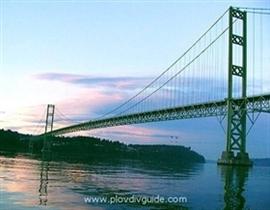 Der Bau der neuen Gerdshika- Brücke über Mariza- Fluss startet morgen