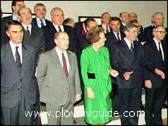Today is the 17th anniversary of The Maastricht Treaty