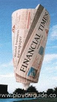 The Financial Times - One of the best areas we have invested in Bulgaria is Plovdiv