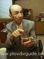 Famous Bulgarian Cartoonist Boris Dimovski Dies at 81