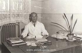 Ivan Andreev, professor