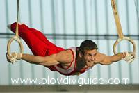 Yordan Yovchev and Krassimir Dounev - with own Gymnastics Sports Center in Plovdiv