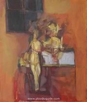 Exhibition of Irina Gardeva's paintings