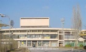 Multifunktion-Sportsaal wird in Plovdiv errichtet