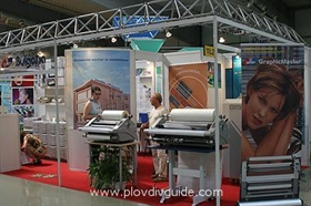 FOREIGN COMPANIES DOMINATING AT PRINTCOM 2007