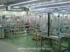 Schneider Electric eröffnete Werk für 22 Mio. Euro bei Plovdiv