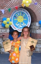 Students from Municipal Children Complex Plovdiv awarded at the International Children Festival