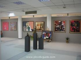 Ausstellung in George Papazoff – Kunstgalerie