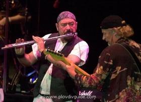Jethro Tull's Ian Anderson mit Konzert in  Plovdiv