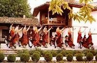 """Folklorefest """"Aus der Quelle"""" startet im Dorf trud bei Plovdiv"""