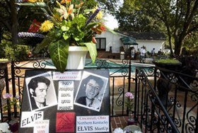 30th anniversary of Elvis Presley's death